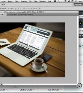 ماجستير تصميم المواقع في فوتوشوب